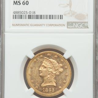 1885 $10