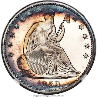 1859 50C, CA