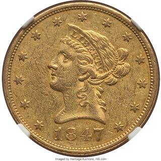 1847 $10