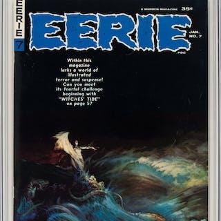 Eerie (Magazine) #7