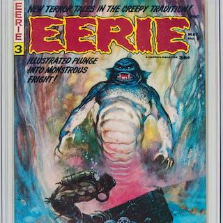 Eerie (Magazine) #3