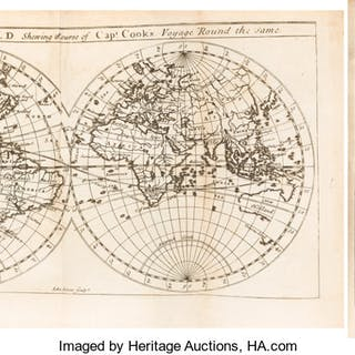 Captain Edward Cooke. A Voyage to the South Sea, and Round the World