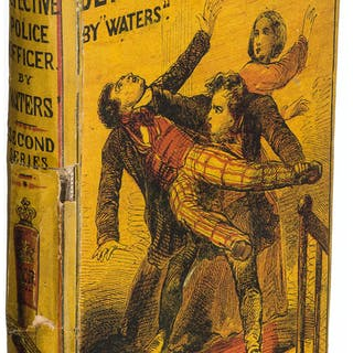 """""""Waters."""" Recollections of a Detective Police-Officer, Second Series."""