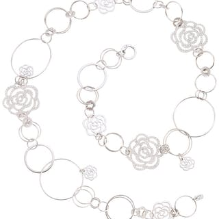 Diamond, White Gold Necklace, Chanel, French ...