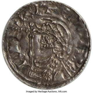 Kings of All England. Edward the Confessor (1042-1066) Penny ND (1046-1048)