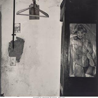 Roger Ballen (American, b. 1950) Prisoner's Bedroom, Hopetown, 1984
