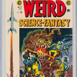 Weird Science-Fantasy  #27