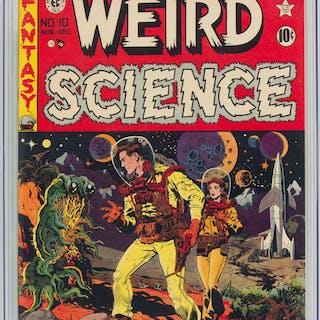 Weird Science  #10