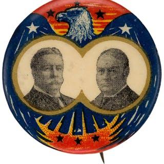 Taft & Sherman: Blazing Eagle Jugate.  ...