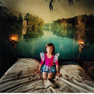Michal Chelbin (Israeli, b. 1974) Alona in the Bedroom, Ukraine, 2006