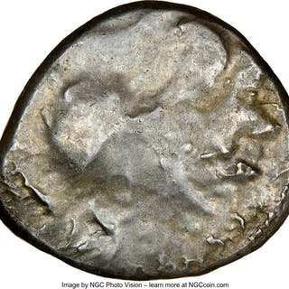 CYPRUS. Lapethus. Sidqmelek (ca. 435 BC). AR stater (21mm, 10h). NGC