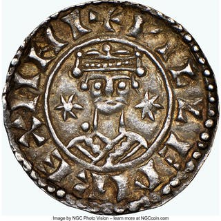 William I, the Conqueror (1066-1087) Penny ND (1074-1077) AU55 NGC,...