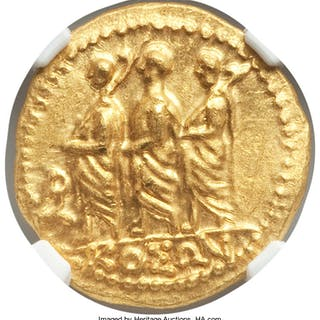THRACIAN DYNASTS. Coson (ca. after 54 BC). AV stater (20mm, 8.41 gm