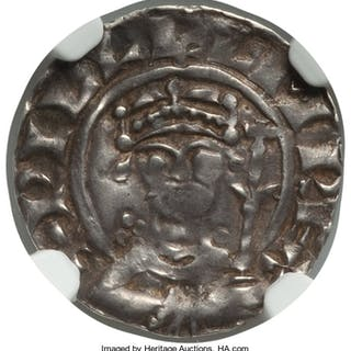 William I, the Conqueror (1066-1087) Penny ND (c. 1083-1086) XF40 NGC,...
