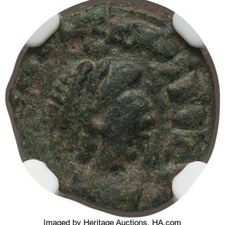 Majorian, Western Roman Empire (AD 457-461). AE nummus or AE4 (12mm