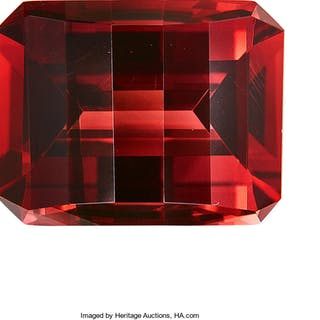 Gemstone: Rubellite Tourmaline - 16.43 Cts. Nigeria  ...