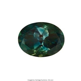 Gemstone: Sapphire - 4.64 Cts. Australia  ...