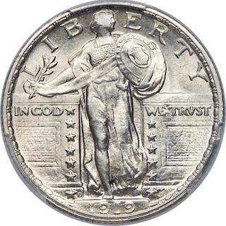 1919-D 25C