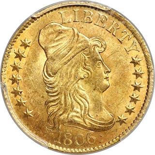 1806 $5 BD-6