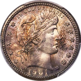 1901-S 25C