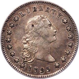 1795 S$1 B-7, BB-18, MS