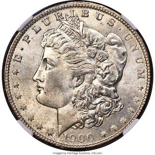 1900-O/CC $1 VAM-11, MS