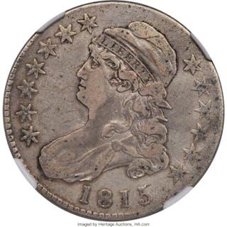 1815/2 50C O-101, MS
