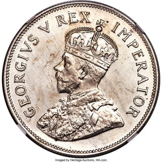 George V Proof 2-1/2 Shillings 1936 PR63 NGC,...