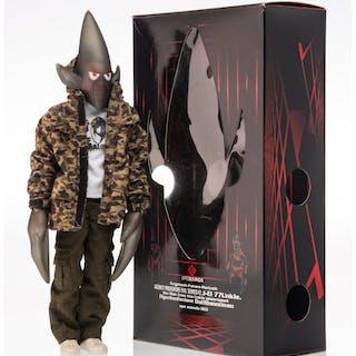BAPE X Unkle X Medicom Toy Agency Preventive Evil Series #2: J-E1