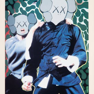 After KAWS Undercover (set of 5), 1999 Offset lithographs in color