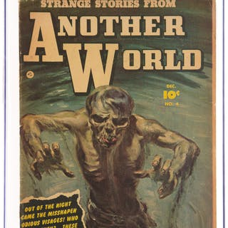 Strange Stories from Another World #4