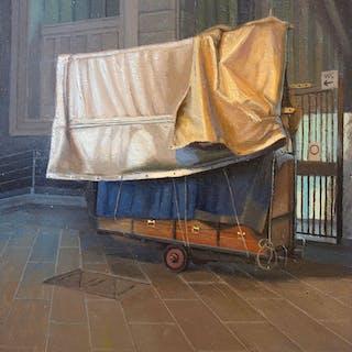 Puesto de Mercado en Florencia