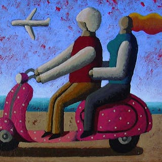 Viajando contigo