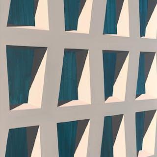 Concrete grid - Tim Trantenroth