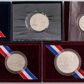United States Mint Olympic Coins PLUS