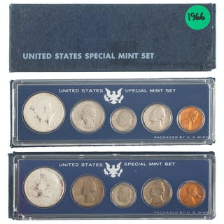 United States Mint Special Mint sets PLUS
