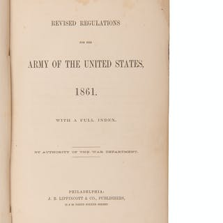 Revised Regulations for the Army of the United States, Revised Regulations