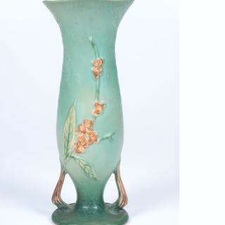 Moorcroft Vase from the Mother & Daughter series: featuring