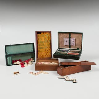 Collection of Cased Games