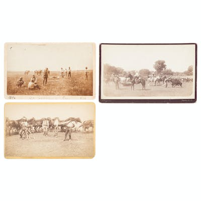 Cowboy Life Captured in Three Boudoir Cards by Western Photographers