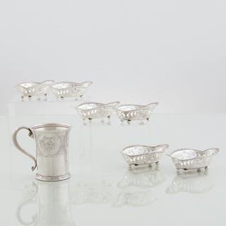 Tiffany, Tiffany Sterling Tablewares