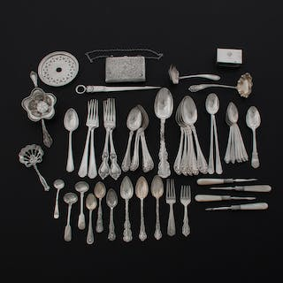 Sterling Flatware and Accessories, Plus