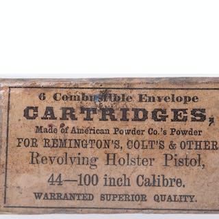 6 Combustible Envelope Cartridges