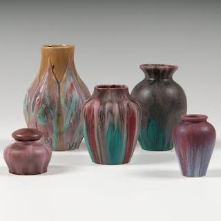 Eugene Baudin, Eugene Baudin Art Pottery