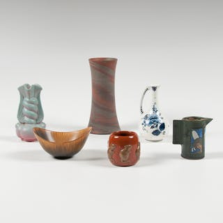 Continental Art Pottery, Plus