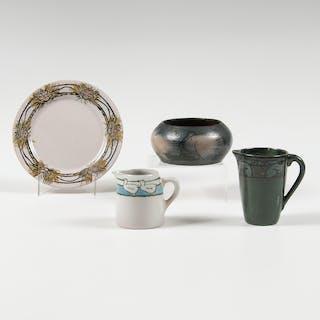 Paul Revere, Paul Revere Saturday Evening Girls Pottery, Plus