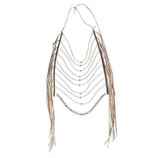 Blackfeet Loop Necklace, From the James B. Scoville Collection