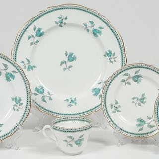 Spode, Spode Porcelain Service, Darlington, Darlington