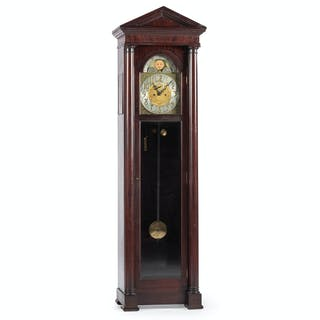 Colonial Manufacturing Co. Colonial Manufacturing Co. Tall Case Clock