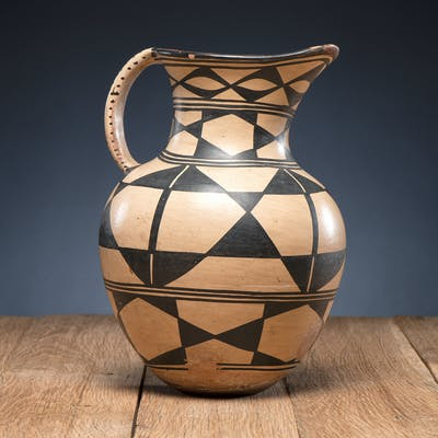 Kewa Pottery Pitcher